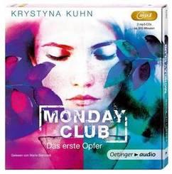 Monday Club - Das erste Opfer, 2 MP3-CDs