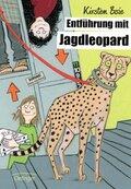 Entführung mit Jagdleopard