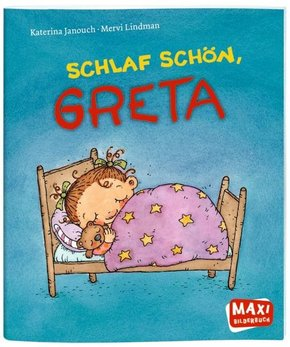 Schlaf schön, Greta - Maxi Bilderbuch
