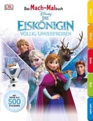 Das Mach-Malbuch - Die Eiskönigin