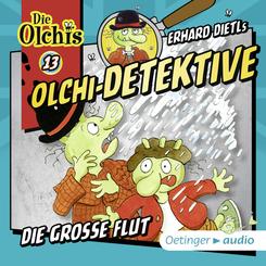 Olchi-Detektive - Die große Flut, Audio-CD