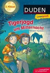 Tigerjagd um Mitternacht