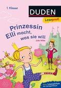 Prinzessin Elli macht, was sie will