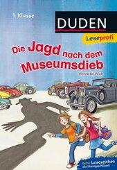 Die Jagd nach dem Museumsdieb