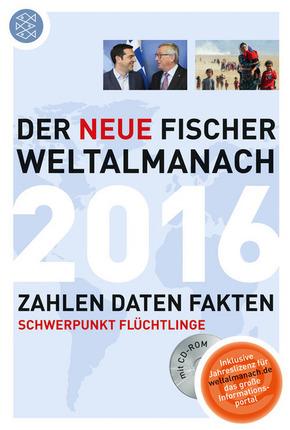 Der neue Fischer Weltalmanach 2016, m. CD-ROM