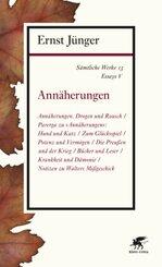 Sämtliche Werke: Annäherungen; Abt.2. Essays