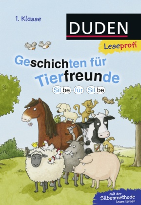 Geschichten für Tierfreunde 1. Klasse