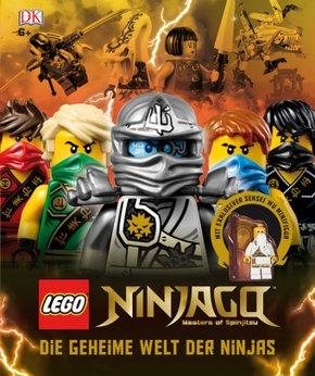LEGO® Ninjago® - Masters of Spinjitzu - Die geheime Welt der Ninjas (Inkl. Sensei Wu Minifigur)