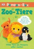 Pompon-Box Zoo-Tiere