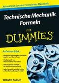 Technische Mechanik - Formeln für Dummies