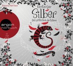 Silber - Das dritte Buch der Träume, 8 Audio-CDs