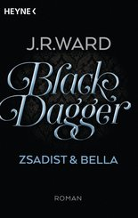 Black Dagger - Zsadist & Bella