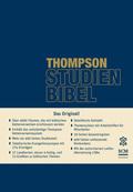 Bibelausgaben: Thompson Studienbibel - Leder, Goldschnitt; Brockhaus