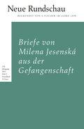 Briefe von Milena Jesenská aus dem Gefängnis