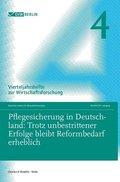 Pflegesicherung in Deutschland