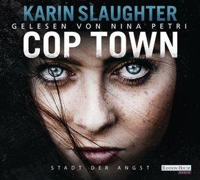 Cop Town - Stadt der Angst, 6 Audio-CDs