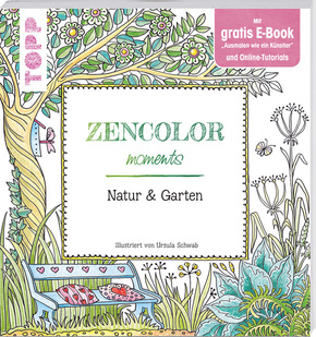 Schwab, Zencolor moments Natur & Garten