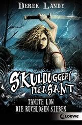Skulduggery Pleasant - Tanith Low: Die ruchlosen Sieben