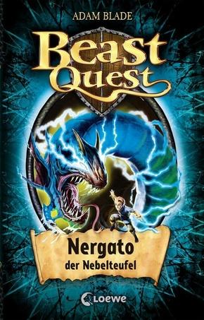Beast Quest - Nergato, der Nebelteufel