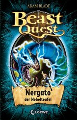 Beast Quest (Band 41) - Nergato, der Nebelteufel