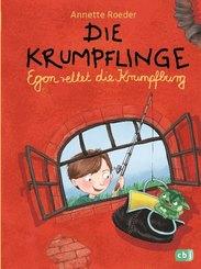 Die Krumpflinge - Egon rettet die Krumpfburg