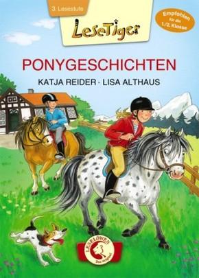 Ponygeschichten, Großbuchstabenausgabe