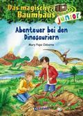 Das magische Baumhaus junior - Abenteuer bei den Dinosauriern