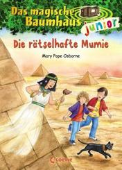 Das magische Baumhaus junior - Die rätselhafte Mumie