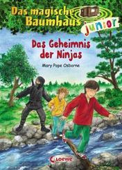 Das magische Baumhaus Junior - Das Geheimnis der Ninjas