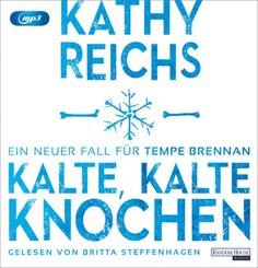 Die Sprache der Knochen, 6 Audio-CDs