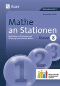 Mathe an Stationen, Klasse 8 Inklusion