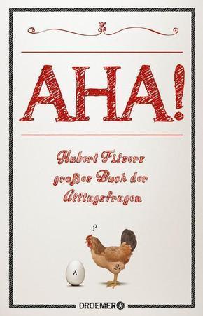 AHA! Hubert Filsers großes Buch der Alltagsfragen