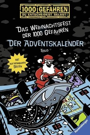 Der Adventskalender - Das Weihnachtsfest der 1000 Gefahren