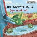 Die Krumpflinge - Egon taucht ab, 1 Audio-CD