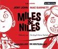 Miles & Niles - Hirnzellen im Hinterhalt, 3 Audio-CDs