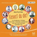 Kennst du die?, 8 Audio-CDs - Tl.1