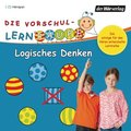 Die Vorschul-Lernraupe: Logisches Denken, 1 Audio-CD