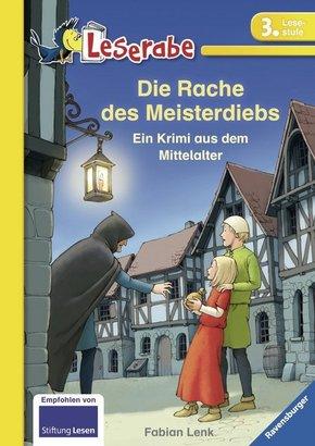 Die Rache des Meisterdiebs - Leserabe, 3. Lesestufe