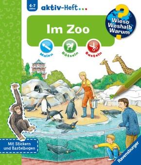 Im Zoo - Wieso? Weshalb? Warum?
