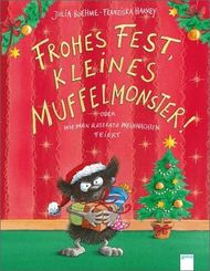 Frohes Fest, kleines Muffelmonster!