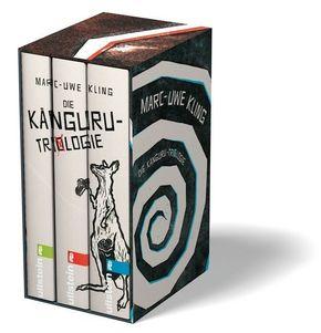 Die Känguru-Trilogie, 3 Bde.