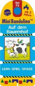 MiniBandolino (Spiele): Auf dem Bauernhof (Kinderspiel); Set.75