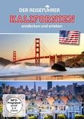 Der Reiseführer: Kalifornien entdecken und erleben, 1 DVD