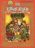 Das bunte Buch, m. 16 Bastelbögen