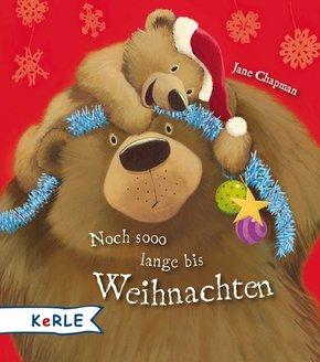 Noch sooo lange bis Weihnachten - Miniausgabe