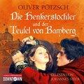 Die Henkerstochter und der Teufel von Bamberg, 6 Audio-CDs