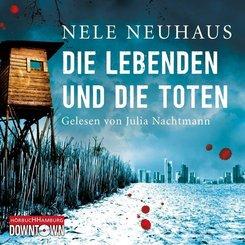 Die Lebenden und die Toten, 8 Audio-CDs