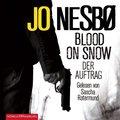 Blood on Snow. Der Auftrag, 4 Audio-CDs