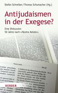 Antijudaismen in der Exegese?