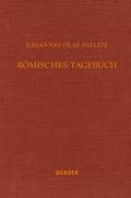 Johannes Olaf Fallize - Römisches Tagebuch